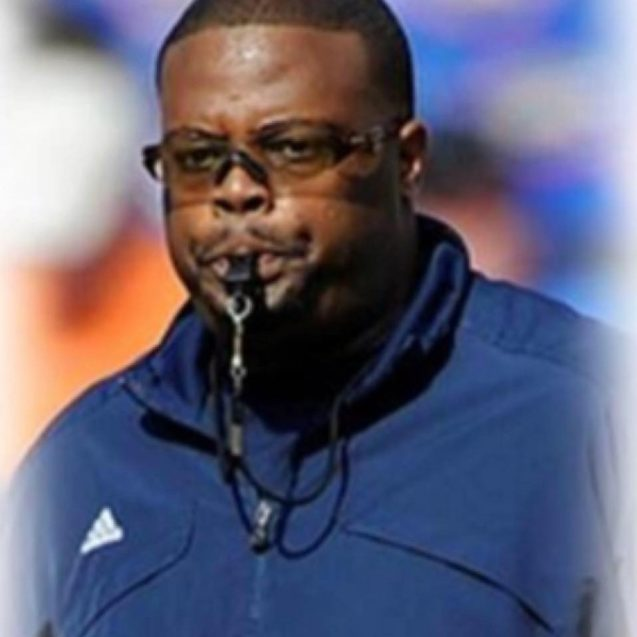 Coach Rod Moore