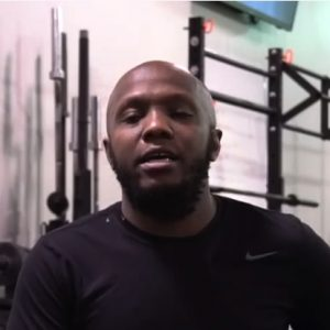 Ernest small group fitness testimonial