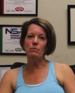 Trish Kyger small group fitness testimonial