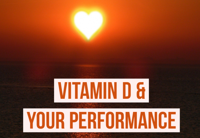 Fun in The Sun: Getting Vitamin D